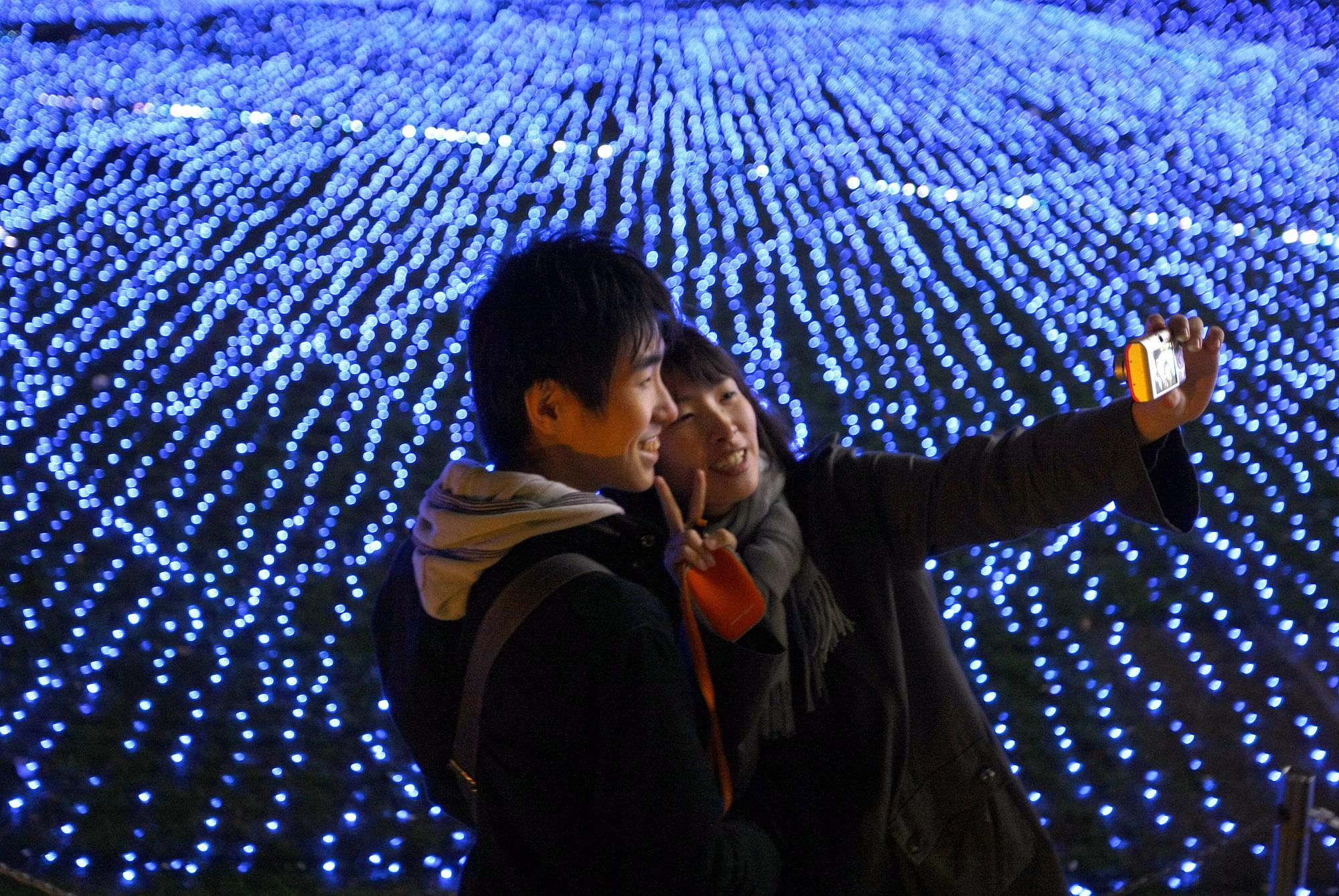 Рождество в Японии|Christmas in Japan|Курисумасу