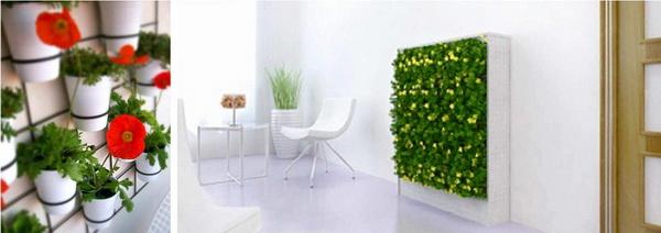 «зеленые» столики