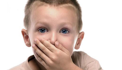 Ребенок стал употреблять нецензурные выражения