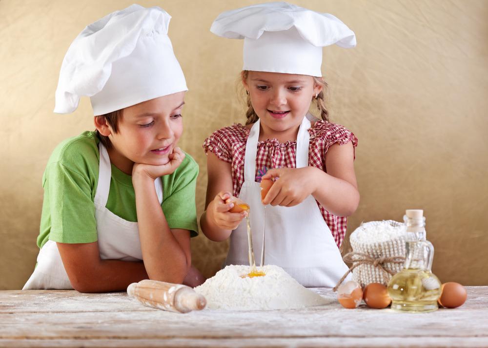 Игры на кухне для детей