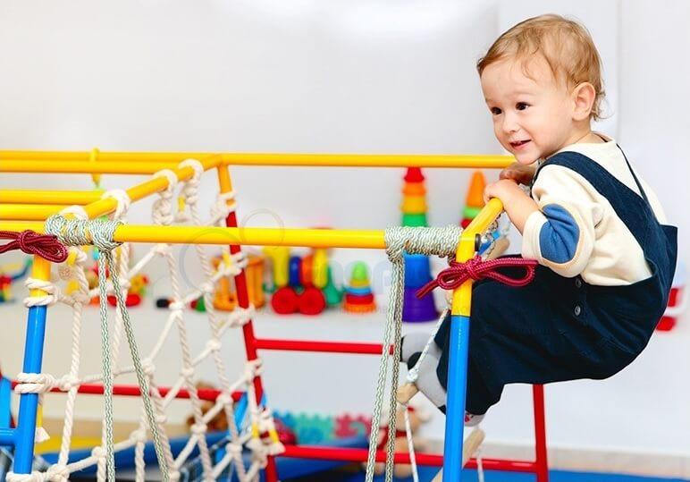 детский гимнастический уголок