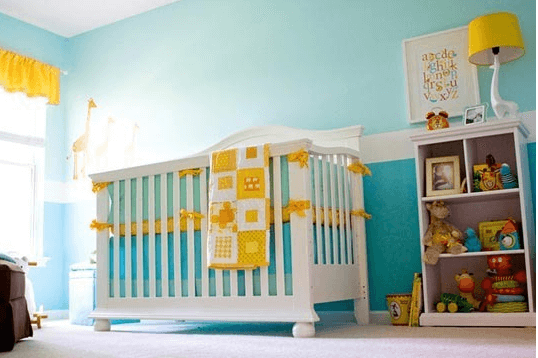 Где должна стоять детская кроватка