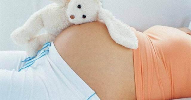 Отдышка во время беременности