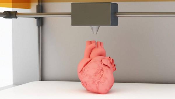 3D-принтер органы 2