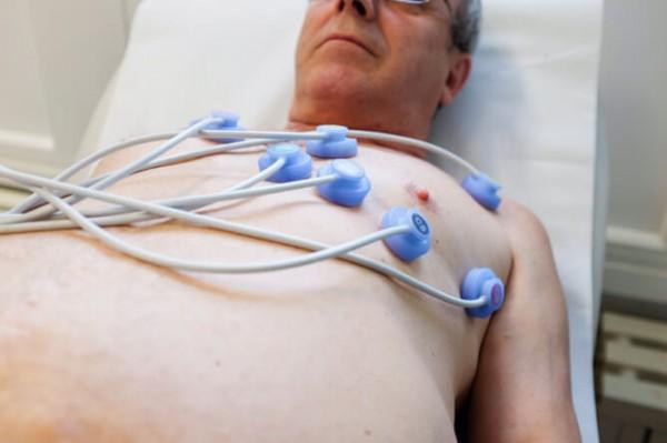 Беспроводный кардиомонитор