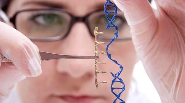 генной терапией